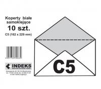 Koperta biała SK C5 10szt.