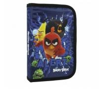 Piórnik dwuklapowy bez wyposażenia Angry Birds