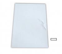 Teczka biała A4 wiązana
