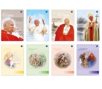 Zeszyt A5 32 kartki Religia Interdruk