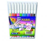 Pisaki 10 kolorów Kamet