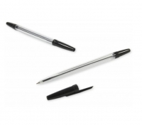 Długopis czarny crystal
