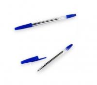 Długopis niebieski crystal