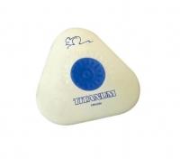 Gumka do mazania trójkątna Titanum