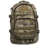 Plecak 3-komorowy Stright BP-37 MIlitary