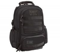Plecak 4-komorowy Stright BP-36 MIlitary Black