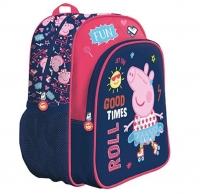 Plecak szkolno-wycieczkowy Świnka Peppa